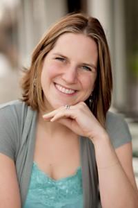 Kristin Bertilson, professional organizer
